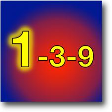 1-3-9