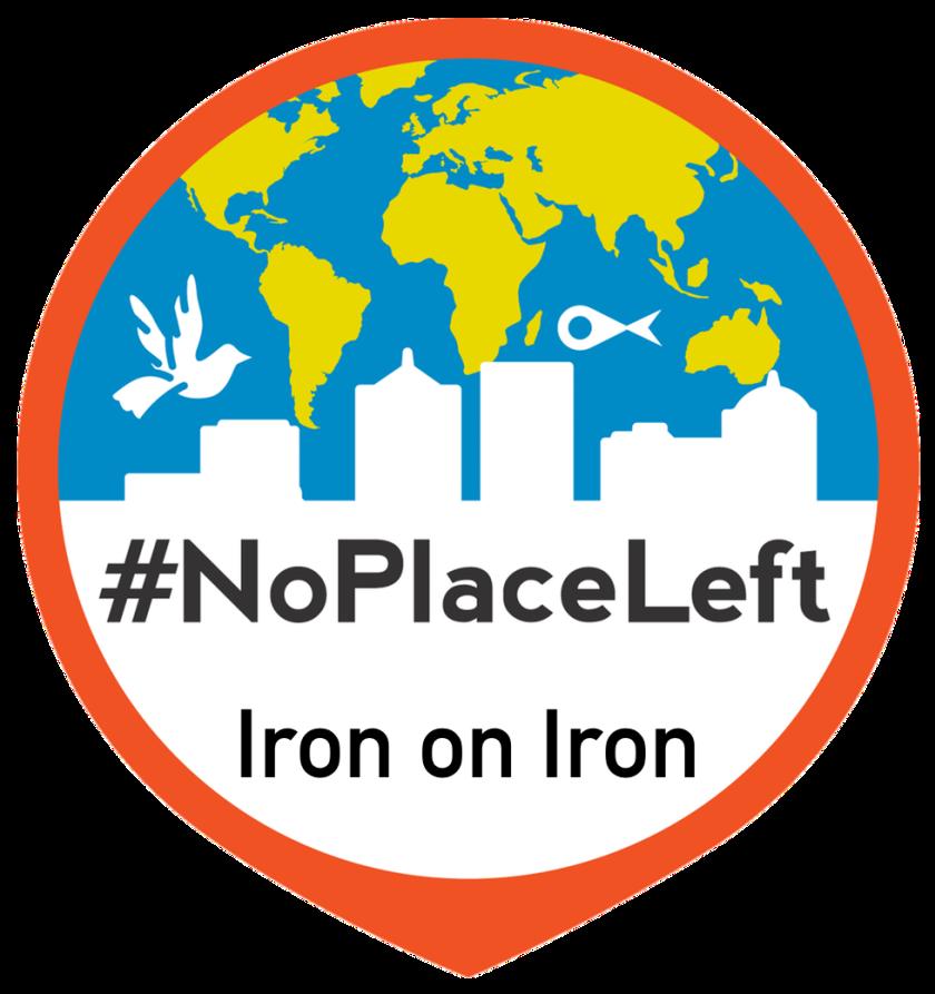 iron on iron